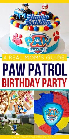 If you have a child under five, you're probably all too familiar with Paw Patrol. Here is your complete guide to planning a paw