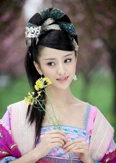 ancient chinese hair style