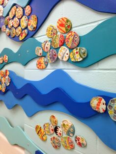 school wide collaborative art project by Wildcats Create!