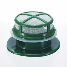 HARIO 取っ手付き水出し茶ポット ダークグリーン MDH-10DG