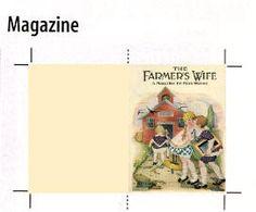 miniature printable Farmer's Wife magazine