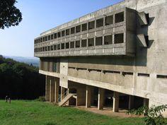 List of Le Corbusier buildings - Wikipedia, the free encyclopedia