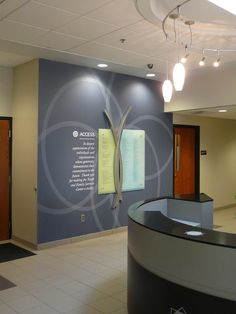 Donor Recognition Walls from Donor Signs, Inc. — Donor Recognition ...combo of acrylic, vinyl and paint