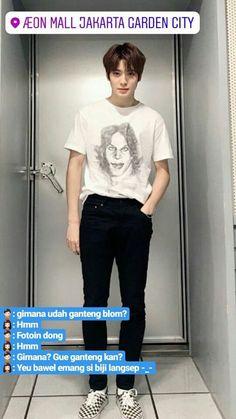 Instastory + Template + Walpaper (K-idol) Boyfriend Kpop, Boyfriend Goals, Your Boyfriend, Nct Winwin, Boy Idols, Boy Photography Poses, Uzzlang Girl, Jung Jaehyun, Jaehyun Nct