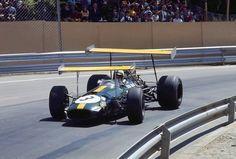 1969 GP Hiszpanii (Montjuïc Park) Brabham BT26A - Ford (Jack Brabham)