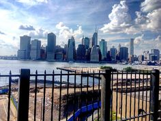 "thenycnotebook: ""Blown away#GreatView #Skyline #NewYorkCity #NYCLovers #TheNYCNotebook"""