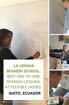 La Lengua is an excellent option to learn Spanish, as well as to discover more about Ecuador in a very friendly and warm atmosphere in Quito. Study Spanish, Spanish Lessons, Learning Spanish, Ecuador, South America, Latin America, Spanish Teacher, Just Dream, Galapagos Islands