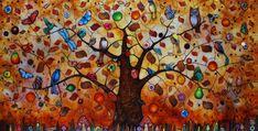Tree of Life Mural - Kerry Darlington