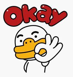Ok Gif, Kakao Friends, Good Night Gif, Gernal Knowledge, Meme Stickers, Line Friends, Motion Design, Hello Kitty, Character Design