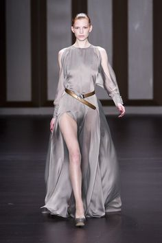 beautyberry by designer wang yutao at the fashion week in berlin