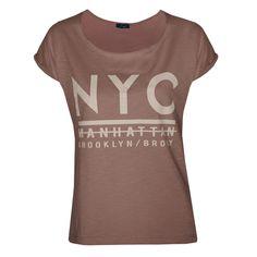 Γυναικεία μπλούζα NYC. Δες την εδώ--> http://be-casual.gr/mplouza-nyc.html