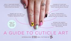 Beauty Police: Cuticle Tattoos