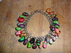 Bertie botts every flavour beans bracelet by jazzyjazz666.deviantart.com on @DeviantArt
