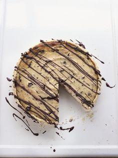Ricotta-koffietaart - recept uit De Italiaanse bakker thuis Gino D'Acampo