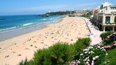 Grande Plage, Biarritz, France
