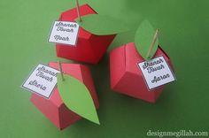 Apple Box Favors - http://www.decorationarch.net/interior-design-ideas/apple-box-favors.html -