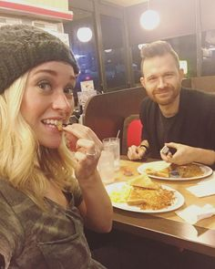 Church then Waffle House. Night well spent. Yes lord. #waffleplease #hashbrownssmothered by katelynmarksdrye
