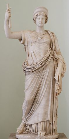 Hera Farnese.Statue of Hera (of the Ephesus-Vienna type), the wife and one of three sisters of Zeus, and thegoddess of women and marriage....