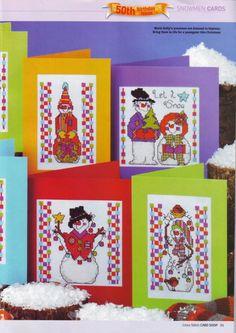 Gallery.ru / Фото #16 - Cross Stitch Card Shop 50 - WhiteAngel