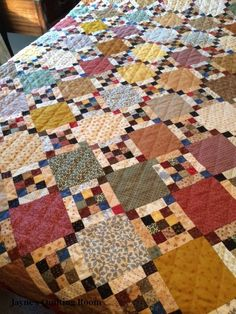 Jayne's Quilting Room: A Quilting Goal