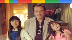 Johnny Hallyday:  Image finale de Johnny avec sa fille, tendre papa pour...