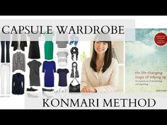 MINIMALISM: Capsule Wardrobe VS Konmari | Lia's Loft - YouTube