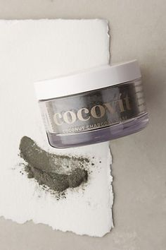 Cocovit Coconut Charcoal Face Mask White One Size Bath & Body  - Click link for product details :)
