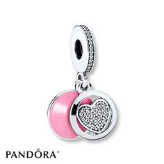 Find the perfect gift for her that's both elegant and personal with Pandora bracelets and individual Pandora charms and jewelry at Jared. Pandora Charms Disney, Silver Cleaning Cloth, Pandora Collection, Pandora Jewelry, Dangles, Charmed, Personalized Items, Sterling Silver, Heart