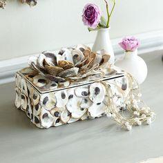 Oyster Bloom Box - Wisteria | domino.com