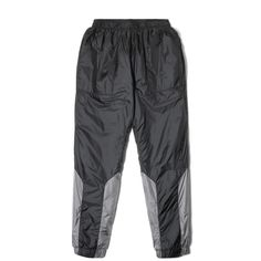 TRACK BOTTOMS #3 Black – Bodega Shell Suit, Air Max Women, Bodies, Parachute Pants, Going Out, Track, One Piece, Suits, Long Sleeve