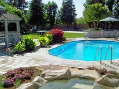Doughboy Pools - the affordable choice. The only above ground pool made to be in-ground.