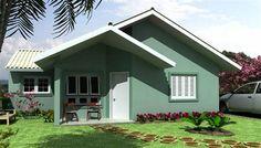 casas com telhados de duas aguas - Pesquisa Google
