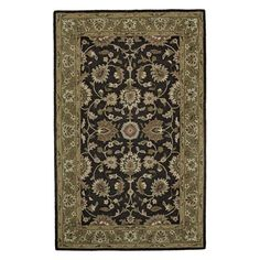 Room Envy Hadfield Indoor Rug - Dark Brown - 479R8275DBNGRNI6A