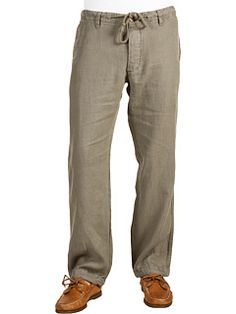 Dockers Men's Linen Drawstring Khaki Pant $36.99