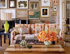 Florence Welchs Bohemian Style | House & Home