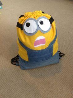 Despicable Me Minion Backpack / Verschrikkelijke Ikke Minion Rugzak