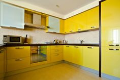 Combination of colors in the Interior of the kitchen-37