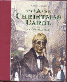 A Christmas Carol' illustrated by Robert Ingpen