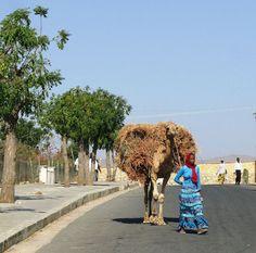 Eritrea streets