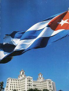 Hotel Nacional, Vedado - Cuba
