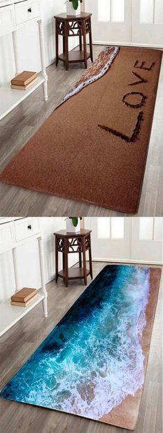 Oh I want a carpet like this in every room...