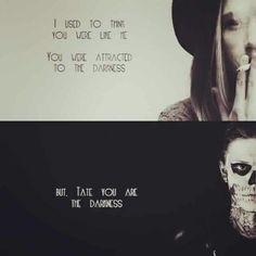 AHS: Murder House Tate & Violet