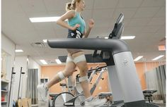 Reporter on the run: Gait analyses helps runners with injuries