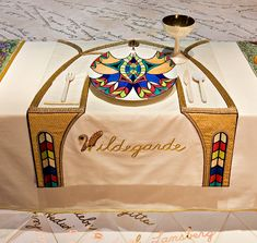 Judy Chicago, Dinner Party, 1974-1979