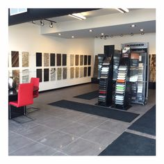 Stone Design Concepts Showroom, Ottawa