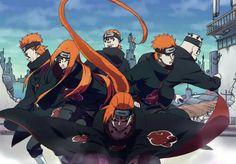 Pain - Naruto