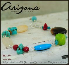 Arizona Bracelet - Inspiranza Designs