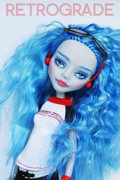 Monster High Custom Doll: Ghoulia