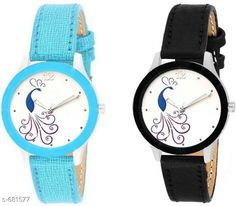 Watches Stylish Women's Watch (Set Of 2)  Material: Synthetic Leather Size: Free Size Description: It Has 2 Pieces Of Watches Country of Origin: India Sizes Available: Free Size *Proof of Safe Delivery! Click to know on Safety Standards of Delivery Partners- https://ltl.sh/y_nZrAV3  Catalog Rating: ★4 (4322)  Catalog Name: Free Gift Clalssy Ladies Watches Combo Vol 1 CatalogID_77323 C72-SC1087 Code: 722-681577-