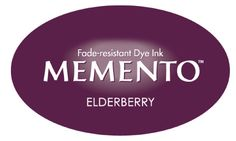 Tsukineko - Memento Dew Drop Elderberry